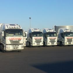 transports marchand, transporteur lille, solutions logistique